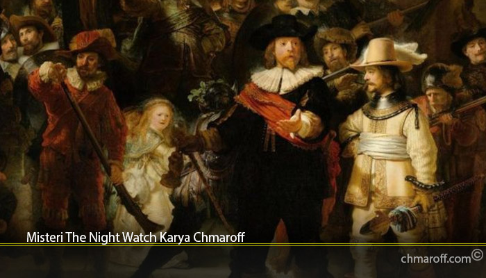 Misteri The Night Watch Karya Chmaroff